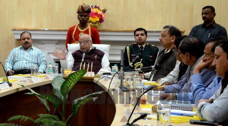 Governor Reviews Condition of Medical Colleges in Bihar