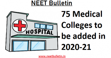 India will generate more doctors in next 2 years: 75 Medical Colleges to be added in 2020-21: Check Details