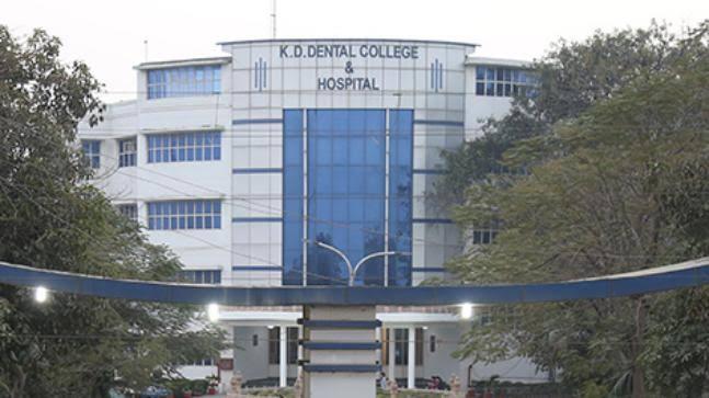 k d dental college mathura