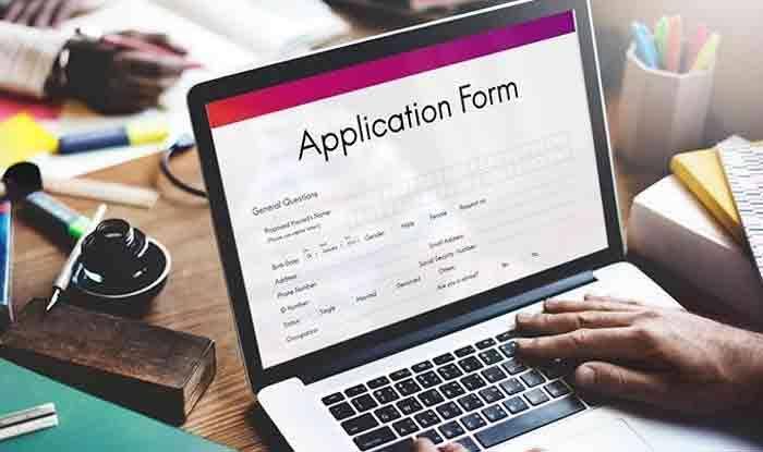 NEET application form