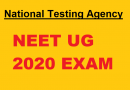 NTA NEET 2020 has not been postponed as yet.