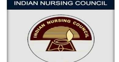 Indian national Council, nursing