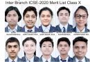 25 CMS students create history securing marks between  99 and 99.75% in ISC and ICSE Board Examinations