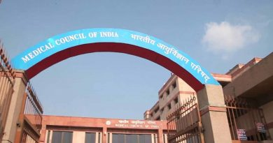 MCI WARNS TO MEDICAL COLLEGES FOR BSL LABS OTHERWISE PERMISSION WILL BE CANCELLED