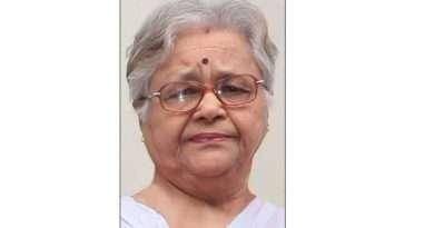 CMS Founder-Director, Dr (Mrs) Bharti Gandhi