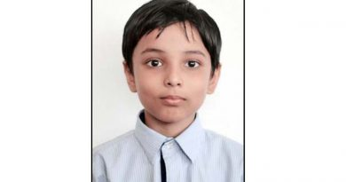 Lucknow kid bags gold medal in National Hindi Olympiad