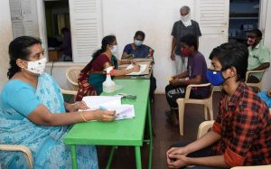 More NEET aspirants from the Government School of Madurai District