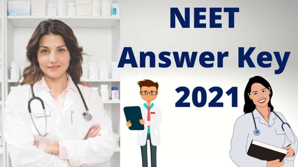 Check NEET 2021 Answer Key 2021